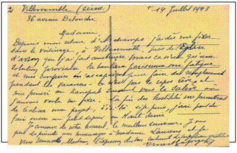 bureau 馗olier ancien plateau d avron cartes postales anciennes