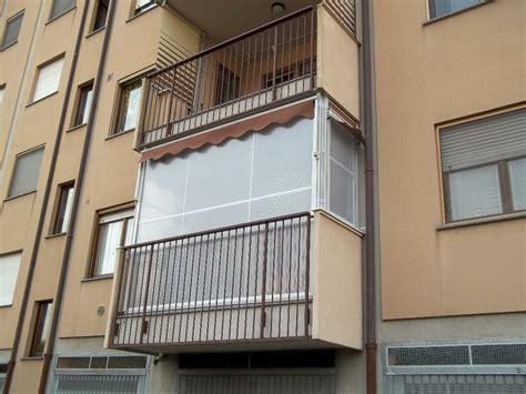 verande per balconi foto tende veranda antivento per balconi particolari http