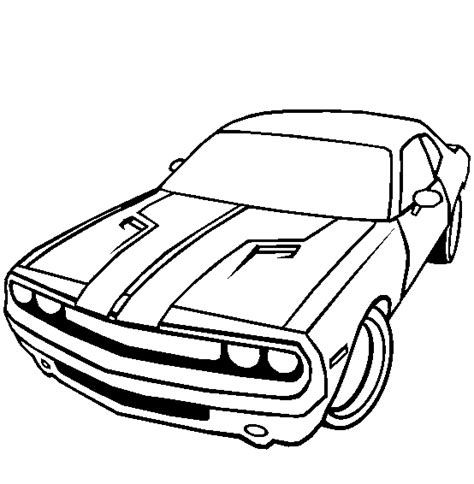 coloring pages of dodge cars disney lightning mcqueen bugatti dodge form mustang