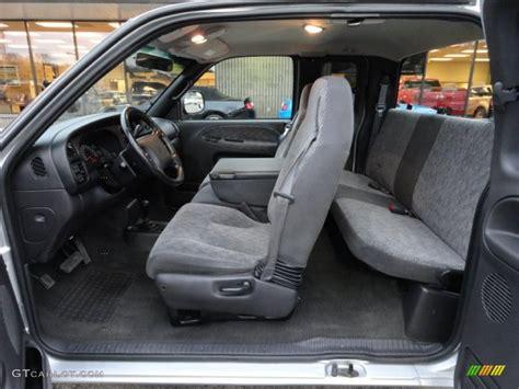 2001 dodge ram 1500 sport club cab 4x4 interior color