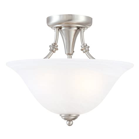 hardware house 54 4676 2 light bristol semi flush ceiling