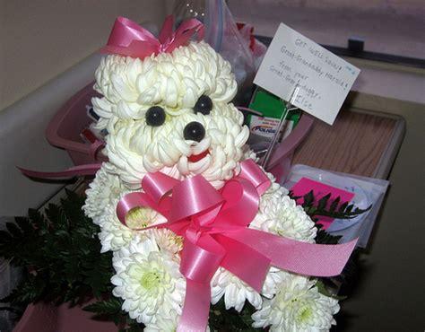 puppy bouquet puppy flower bouquets florist