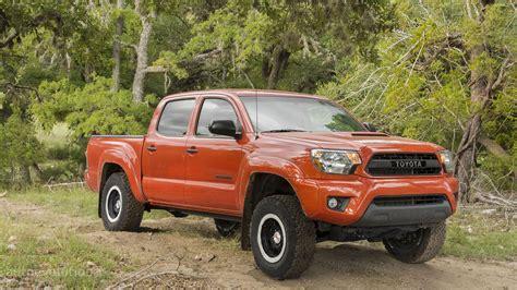 2015 Toyota Tacoma Review 2015 Toyota Tacoma Trd Pro Review Autoevolution