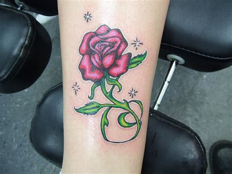 2 roses tattoo simple tatoo desighns studio design gallery best