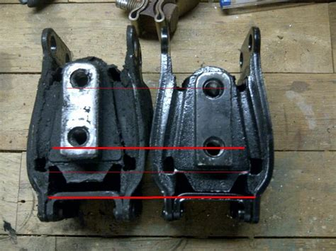 Engine Mounting Dyna how d you your motor mount was bad page 2 harley davidson forums