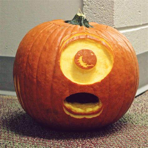 mike wazowski pumpkin template mike wazowski pumpkin cyberuse