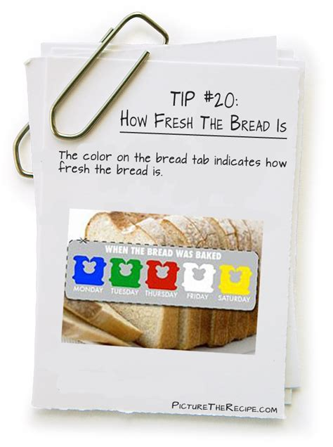 how fresh bread is picture the recipe