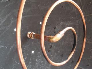 diy copper pit burner gas pit build
