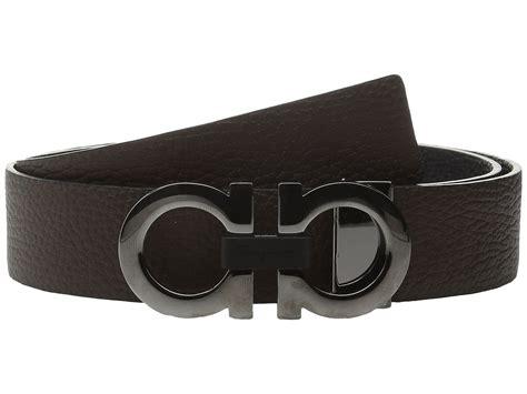 Salvatore Ferragamo Nirina 2 3 In 1 9935 1 salvatore ferragamo reversible adjustable belt 678783 at luxury zappos