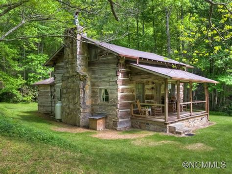 asheville log cabin greybeard realty and rentals