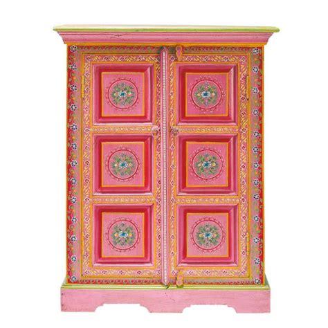 Impressionnant Meuble De Rangement Chambre Garcon #8: Cabinet-de-rangement-en-manguier-massif-multicolore-l-72-cm-roulotte-1000-1-0-50120081_1.jpg