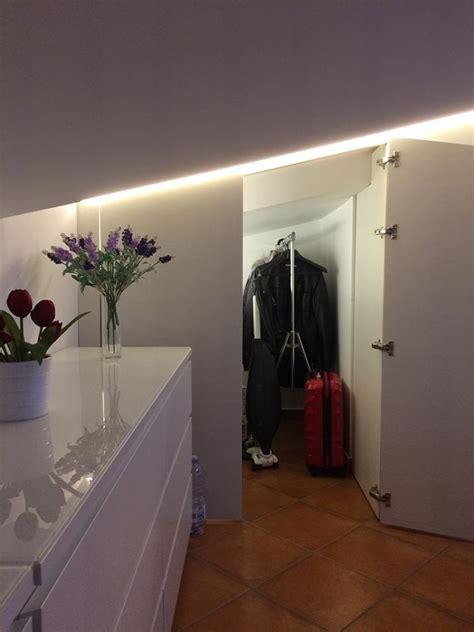 cabine armadio in mansarda foto cabina armadio in mansarda