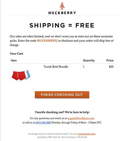 6 Abandoned Cart Email Tactics That Will Recover Abandoned Shoppers Abandoned Cart Email Template