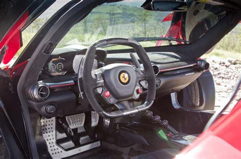 Laferrari Interior by Laferrari 2013 2015 Review Autocar