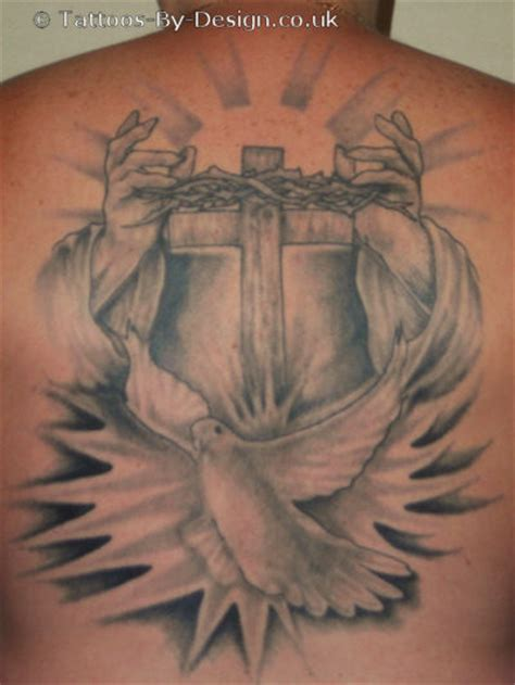 holy spirit tattoo designs trnity 2