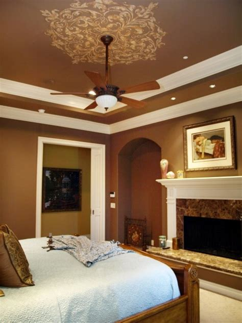 Tray Ceiling Decorating Ideas Best 25 Tray Ceilings Ideas On Painted Tray