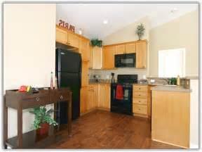 Dark Kitchen Cabinets With Dark Floors kitchen cabinets with dark wood floors light maple kitchen cabinets