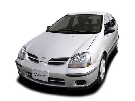 nissan tito nissan tino technical specifications and fuel economy