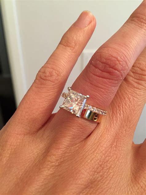 show me you cartier ring as a wedding band weddingbee