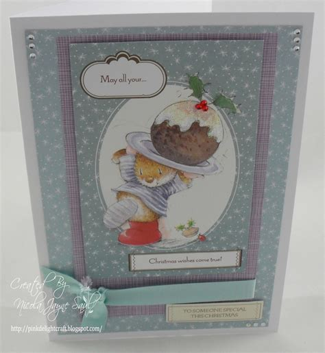 cards of concern during christmas docrafts country companions collection cards i