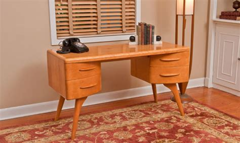 Heywood Wakefield Desk by Heywood Wakefield Furniture Still Made New Today In The