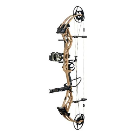 compound bows compound bow kits cabelas bear 174 archery br33 coyote brown rth compound bow package