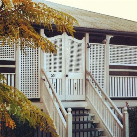 veranda doors queenslander 21 best lattice verandah gates images on gate