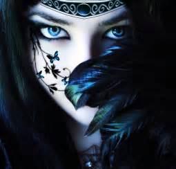 Dark girl by brittanyblackrainbow on deviantart