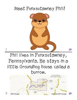 groundhog day story groundhog s day activity packet with printable story