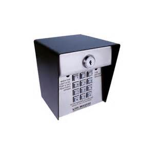 buy liftmaster 466lm wireless commercial keypad