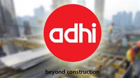 adhi karya raih kontrak  rp triliun  januari