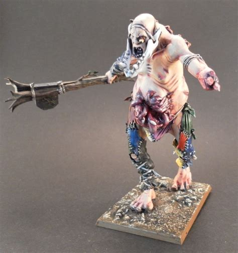 painting workshop zombies coolminiornot warhammer nugle by annachristine