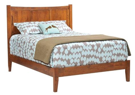 amish bed millcraft ashton panel bed from dutchcrafters amish furniture