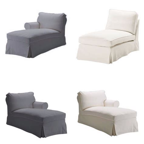 chaise couch covers replace sofa cover fits ikea ektorp chaise lounge left