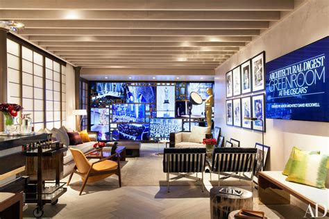 oscar room the academy awards green room is reimagined latimes