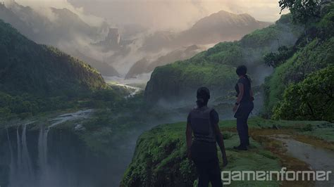 the lost uncharted the lost legacy exclusive concept gallery