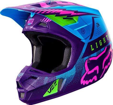 Limited Edition Motorcross Jpx Fox Racing Helmet Helm Motorcross 129 95 fox racing youth special edition v2 vicious 260868
