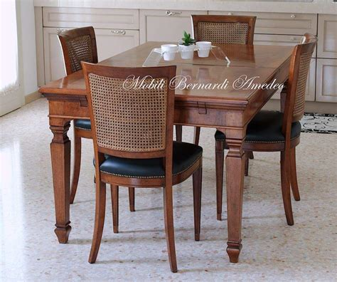 tavoli e sedie classici tavolo classico allungabile 14 tavoli