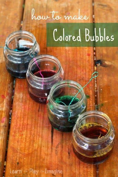 how to make colored bubbles how to make colored bubbles these are so much