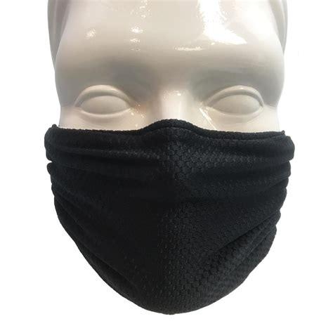 black dust pollen germ mask reusable washable drywall