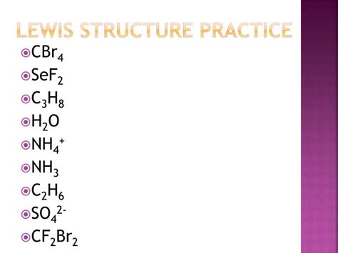 ppt lewis structures powerpoint presentation ppt lewis structures powerpoint presentation id 6114495