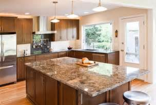 Open Kitchen Design With Island by Build Successful Open Kitchen Models Smart Home