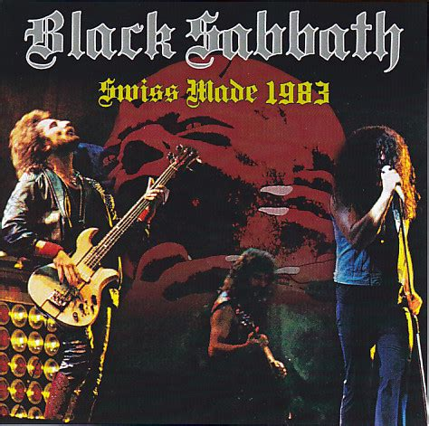black sabbath born again tour madrid 83 ian black sabbath swiss made 1983 2cdr giginjapan
