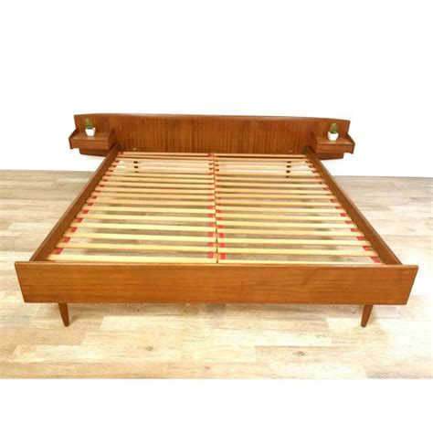 mid century king bed and exceptional modern and exceptional modern teak california king
