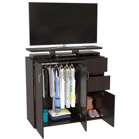 mueble wengue tv armario para tv maderkit wengue alkosto tienda online