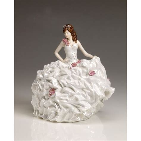Royal Dress By Dian Pelangi Original Limited Edition 12 best images about figurines royal staffordshire on wedding dresses