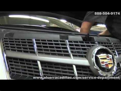 Al Serra Cadillac by Cadillac Auto Hvac Air Conditioning Service Ac Leak Repair