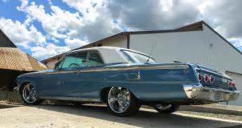 looking 62 chevy impala sport cars
