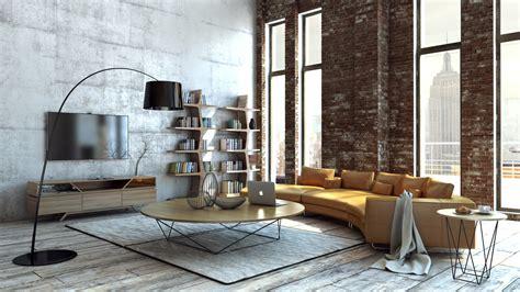 modern furniture for designing a loft apartment la