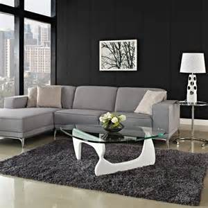 table basse en verre blanche 23 id 233 es pour le salon moderne